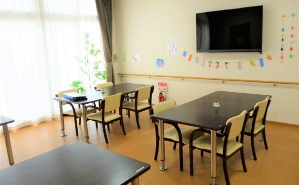 食堂・談話室
