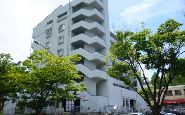 一階部分がグループホームとなります。