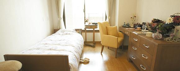居室(お一人様タイプ)