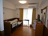 快適性と安全性を両立した設備と空間設計。ご入居者様のタイプによって数種類のお部屋をご用意しております。