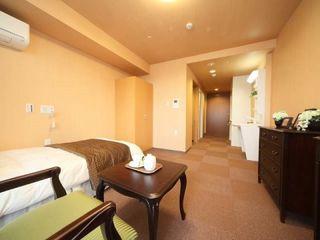 全50室。広々とした居室となっており、トイレ・浴室・キッチン・収納を完備しています。