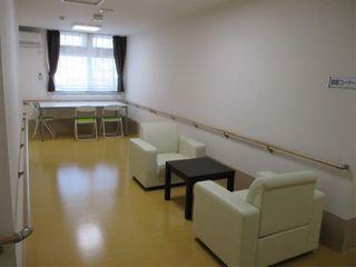 共有スペース ご入居者様の館内はバリアフリーで安心の造りです。